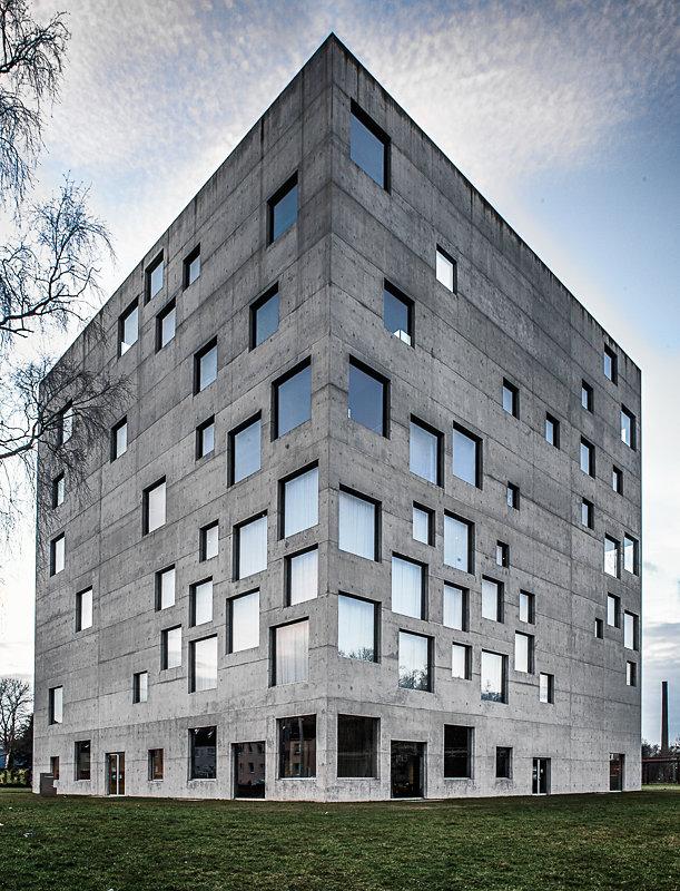 Folkwang University of the Arts' SANAA building | Essen | Germany
