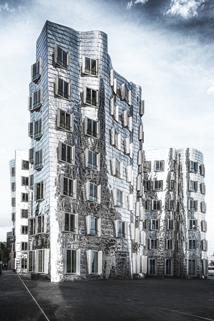 Neuer Zollhof | Düsseldorf | Germany
